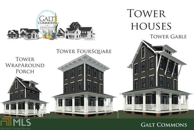 0 NW Galt Cmns Lot 23, Kennesaw, GA 30144 (MLS #8923768) :: Athens Georgia Homes