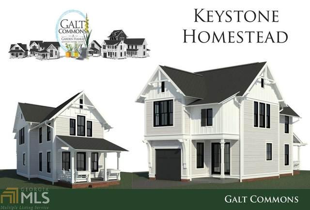 0 NW Galt Cmns Lot 8, Kennesaw, GA 30144 (MLS #8923769) :: Athens Georgia Homes