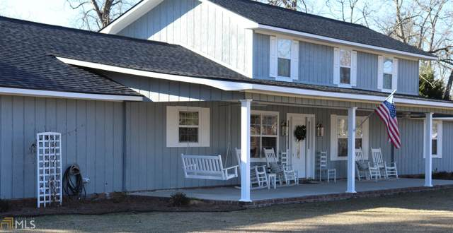 18 Issac Rd, Claxton, GA 30417 (MLS #8923804) :: The Realty Queen & Team