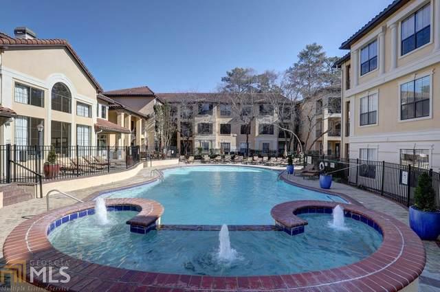3777 NE Peachtree Rd #1227, Atlanta, GA 30319 (MLS #8923918) :: Buffington Real Estate Group