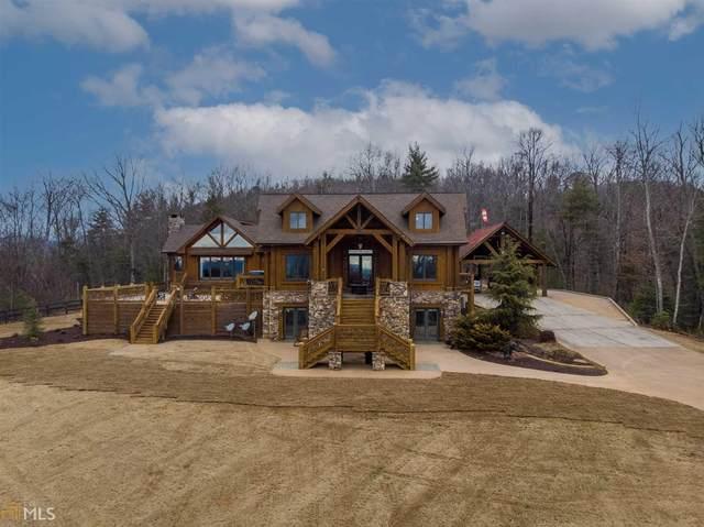 3051 Rice Cabin Overlook, Helen, GA 30545 (MLS #8924129) :: The Realty Queen & Team