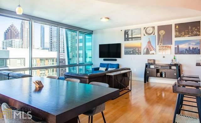 20 10Th St #804, Atlanta, GA 30309 (MLS #8924145) :: Buffington Real Estate Group