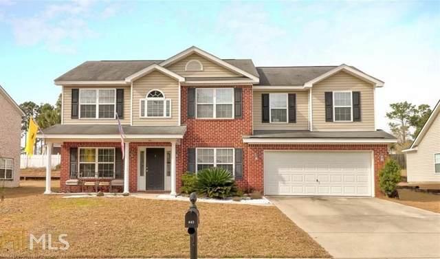 443 Keller Rd, Rincon, GA 31326 (MLS #8924204) :: Scott Fine Homes at Keller Williams First Atlanta