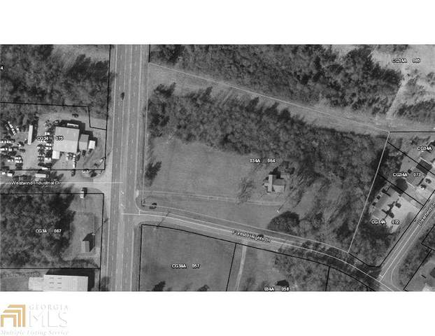 1544 Highway 53 Spur, Calhoun, GA 30701 (MLS #8924240) :: Crown Realty Group