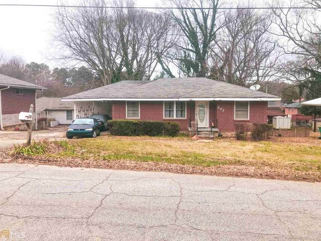 842 Springvalley Dr, Forest Park, GA 30297 (MLS #8924358) :: The Realty Queen & Team