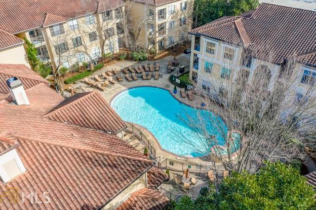 3777 Peachtree Rd #717, Brookhaven, GA 30319 (MLS #8924458) :: Buffington Real Estate Group