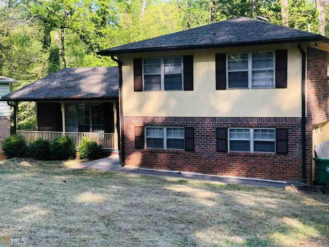 4188 Indian Mnr, Stone Mountain, GA 30083 (MLS #8924491) :: Bonds Realty Group Keller Williams Realty - Atlanta Partners