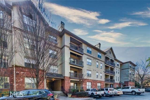 5559 Glenridge Dr #1110, Sandy Springs, GA 30342 (MLS #8924540) :: Crown Realty Group
