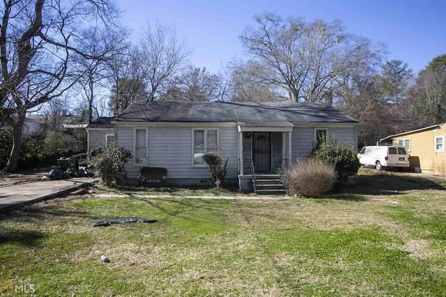 2222 Penelope St, Atlanta, GA 30314 (MLS #8924561) :: Houska Realty Group
