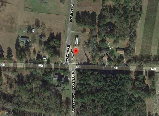 0 Highway 204, Ellabell, GA 31308 (MLS #8924616) :: Bonds Realty Group Keller Williams Realty - Atlanta Partners