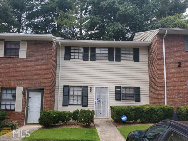 6354 Shannon Pkwy 2C, Union City, GA 30291 (MLS #8924679) :: Military Realty
