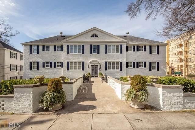 25 NE Sheridan #12, Atlanta, GA 30305 (MLS #8924708) :: Crown Realty Group