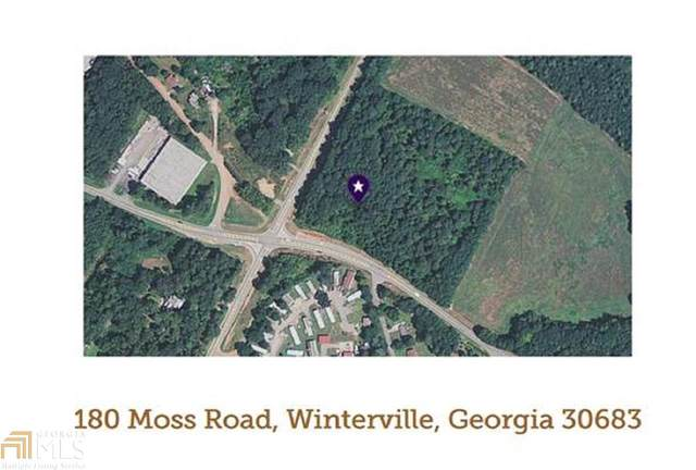 180 Moss Rd, Winterville, GA 30683 (MLS #8924825) :: Athens Georgia Homes