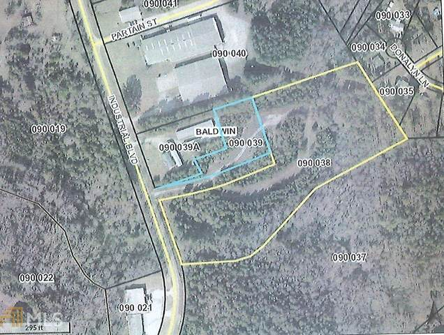 950 Industrial Blvd, Baldwin, GA 30511 (MLS #8924934) :: Buffington Real Estate Group