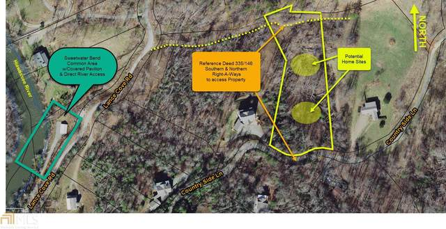 0 Country Side Ln Lt30, Hayesville, NC 28904 (MLS #8924964) :: Military Realty