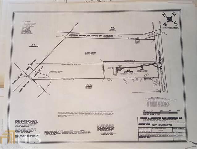 0 Jones Rd, Fairburn, GA 30213 (MLS #8925230) :: Military Realty