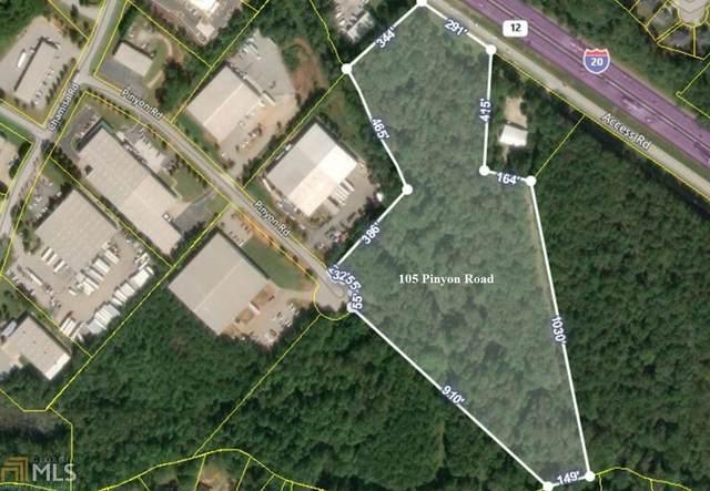 105 Pinyon Rd, Covington, GA 30016 (MLS #8925362) :: Crown Realty Group