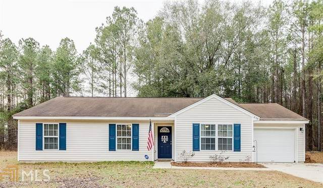 438 Shadowbrook Cir, Springfield, GA 31329 (MLS #8925494) :: Scott Fine Homes at Keller Williams First Atlanta