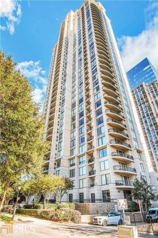 3445 Stratford Rd #3201, Atlanta, GA 30326 (MLS #8925549) :: Crown Realty Group