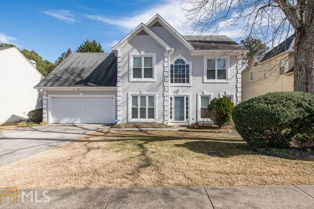 745 Winding River Dr, Lawrenceville, GA 30046 (MLS #8925643) :: The Realty Queen & Team