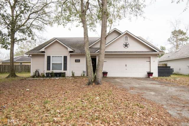 111 Elliott Way, St. Marys, GA 31558 (MLS #8925662) :: Military Realty