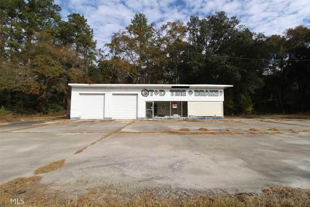 4809 E Highway 80, Ellabell, GA 31308 (MLS #8925681) :: Crown Realty Group