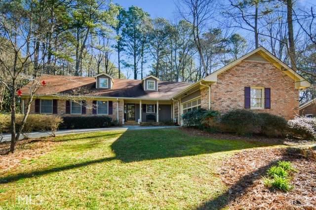 4526 Allgood Springs Dr, Stone Mountain, GA 30083 (MLS #8925827) :: Bonds Realty Group Keller Williams Realty - Atlanta Partners