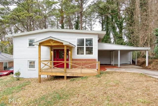 1882 Boulderview Dr, Atlanta, GA 30316 (MLS #8925929) :: Buffington Real Estate Group