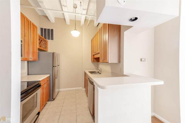 32 Peachtree St #1504, Atlanta, GA 30303 (MLS #8925967) :: Buffington Real Estate Group