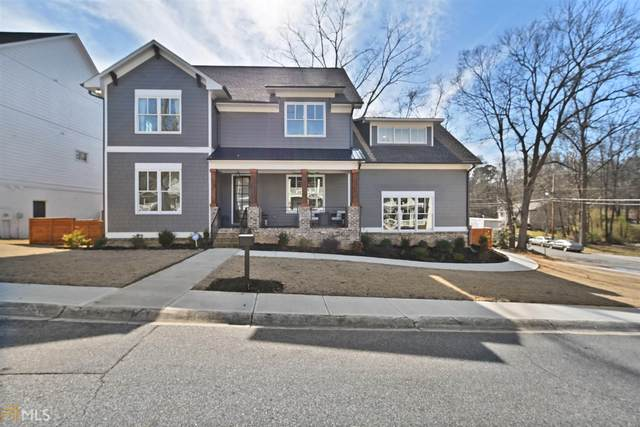 427 Nesbit St, Norcross, GA 30071 (MLS #8925985) :: Crown Realty Group