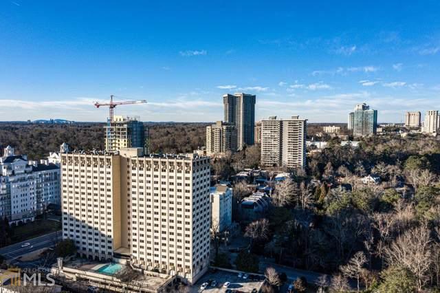 2479 Peachtree Rd #1612, Atlanta, GA 30305 (MLS #8926083) :: Crown Realty Group