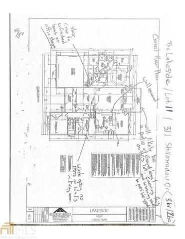 311 Stillmeadow Dr Lot 11, Commerce, GA 30529 (MLS #8926090) :: Scott Fine Homes at Keller Williams First Atlanta