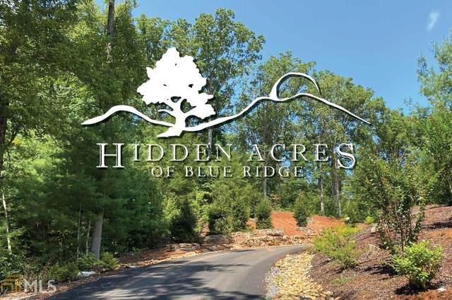 0 Hidden Acres Lot 8, Blue Ridge, GA 30513 (MLS #8926181) :: Scott Fine Homes at Keller Williams First Atlanta