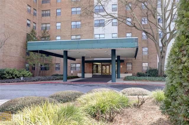 2965 Pharr Court South #503, Atlanta, GA 30305 (MLS #8926234) :: Buffington Real Estate Group