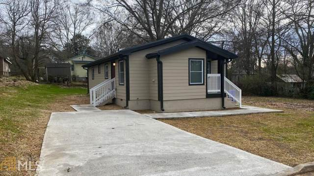 37 Domineck St, Newnan, GA 30263 (MLS #8926292) :: The Realty Queen & Team
