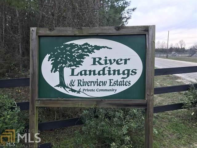 0 The River/Brannen Lndg Lot 17, Midville, GA 30441 (MLS #8926344) :: Military Realty