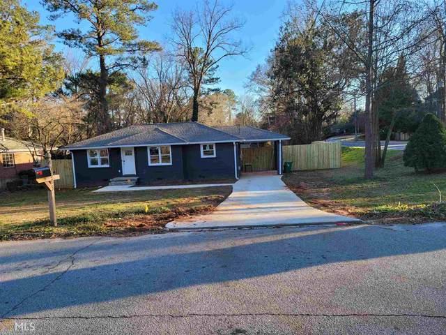 3383 Lark Ln, Decatur, GA 30032 (MLS #8926412) :: Crown Realty Group