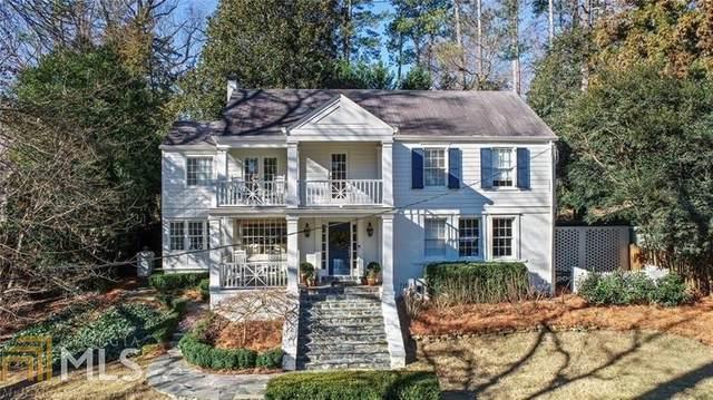 1970 Walthall Dr, Atlanta, GA 30318 (MLS #8926584) :: Buffington Real Estate Group