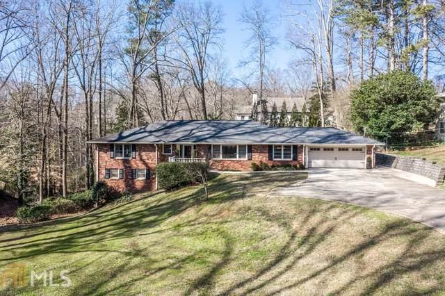 4594 Mystic Dr, Atlanta, GA 30342 (MLS #8926602) :: Scott Fine Homes at Keller Williams First Atlanta