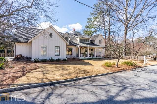 2648 Sharondale Cir, Atlanta, GA 30305 (MLS #8926663) :: Buffington Real Estate Group