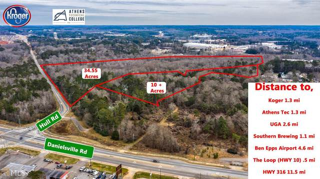 0 Danielsville Rd, Athens, GA 30601 (MLS #8926755) :: Crown Realty Group