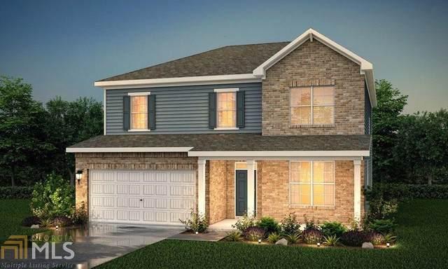 3376 Fall Branch Ln Lot 112, Buford, GA 30519 (MLS #8926853) :: Scott Fine Homes at Keller Williams First Atlanta