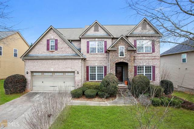 3731 Lake Enclave, Atlanta, GA 30349 (MLS #8927073) :: Rettro Group