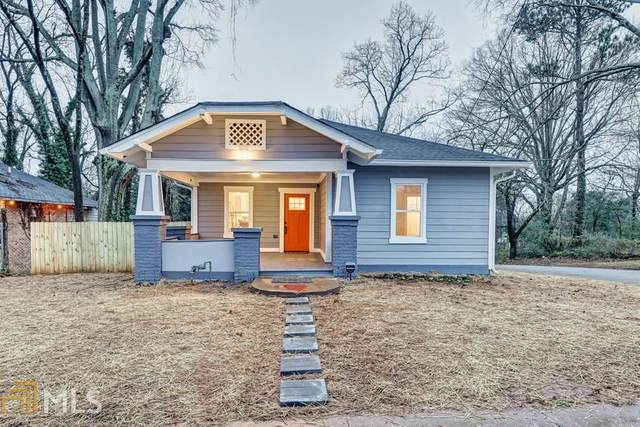 189 Adair Ave, Atlanta, GA 30315 (MLS #8927147) :: Scott Fine Homes at Keller Williams First Atlanta