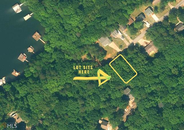 0 Quail Trl, Gainesville, GA 30506 (MLS #8927179) :: Military Realty