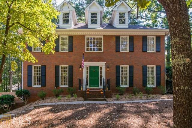 3365 New Heritage Dr, Alpharetta, GA 30022 (MLS #8927214) :: The Realty Queen & Team