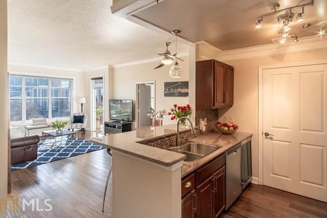 1101 Juniper St #715, Atlanta, GA 30309 (MLS #8927308) :: Buffington Real Estate Group