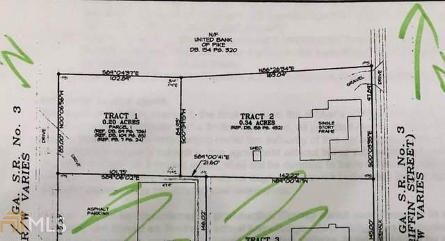 261 Thomaston St, Zebulon, GA 30295 (MLS #8927333) :: Military Realty