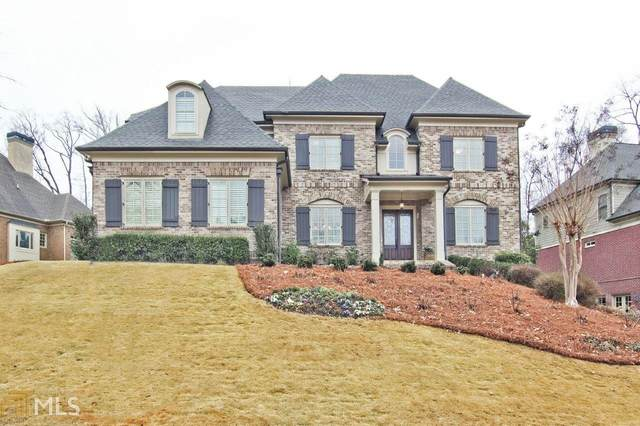 1317 Glen Cedars Dr, Mableton, GA 30126 (MLS #8927335) :: The Realty Queen & Team