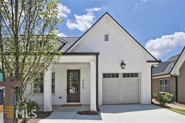 4818 Noble Village Way #17, Lilburn, GA 30047 (MLS #8927494) :: Buffington Real Estate Group